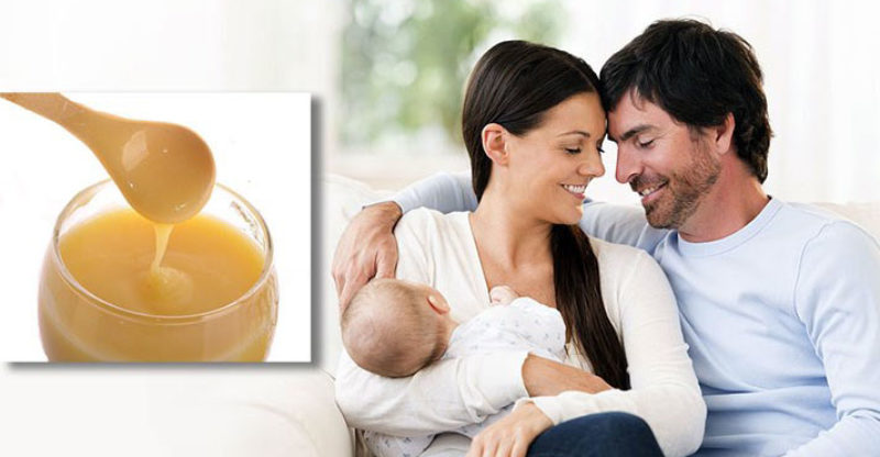 Uống Sữa Ong Chúa Tăng Ham Muốn, Có Tin Được Không?