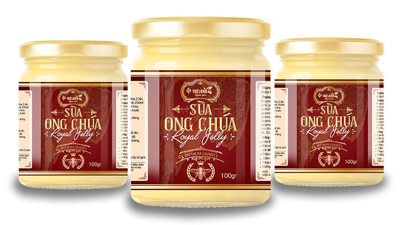 Tuệ Long là thương hiệu sữa ong chúa hàng đầu hiện nay