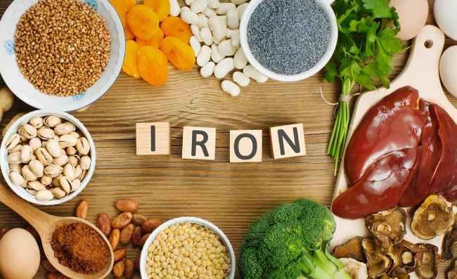 9 loại thực phẩm giàu chất sắt giúp cơ thể khỏe mạnh