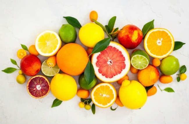trái cây họ cam quýt cung cấp nhiều chất dinh dưỡng và chống ung thư