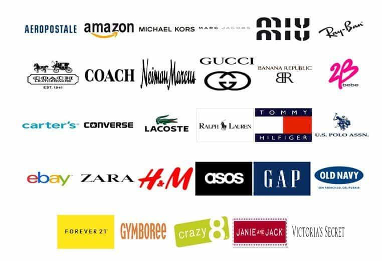 Hàng Mỹ được bán thông qua nhiều kênh thương mại điện tử